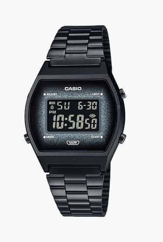 CASIO Vintage Unisex Digital Watch - B640WBG-1BDF (D185)