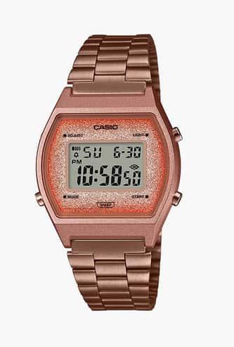 CASIO Vintage Unisex Digital Watch - B640WBG-1BDF (D187)