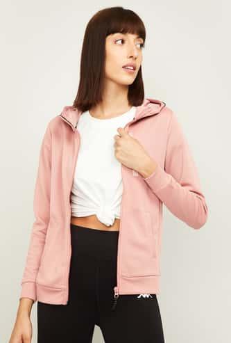KAPPA Women Hooded Sports Jacket