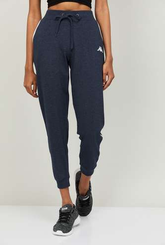 KAPPA Women Solid Cropped Joggers