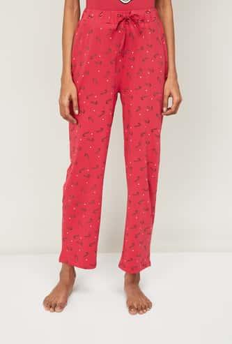 GINGER Women Printed Lounge Pants