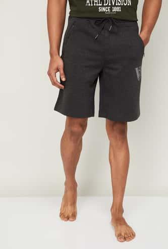 VAN HEUSEN Men Printed Lounge Shorts