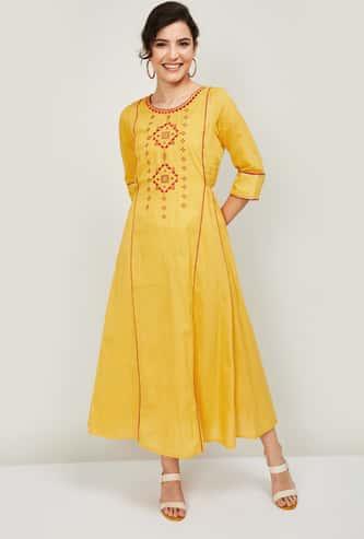 AURELIA Women Printed Maxi Dress