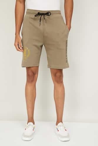 FREE AUTHORITY Men Printed Regular Fit Shorts
