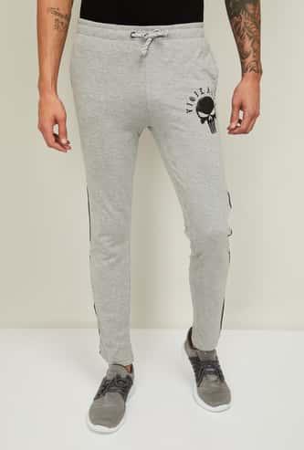 FREE AUTHORITY Men Printed Regular Fit Track Pant