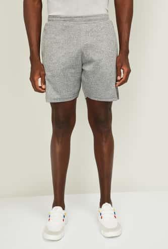 PROLINE Men Solid Regular Fit Shorts