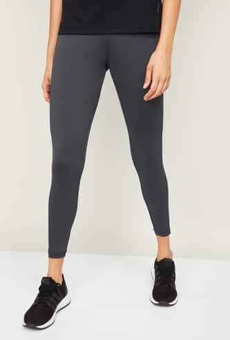 KAPPA Women Solid Elasticated Tights