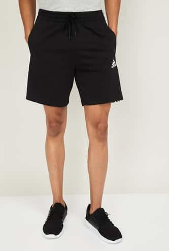 ADIDAS Men Striped Sports Shorts