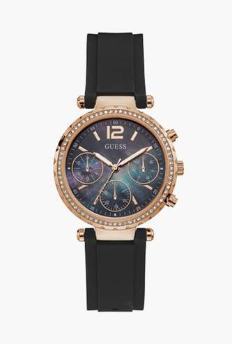 GUESS Women Embellished Analog Watch - GW0113L2