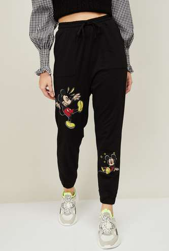 GINGER Women Printed Joggers