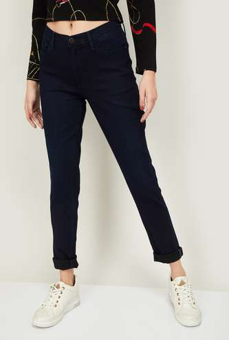 LEVI'S Women Solid Skinny Fit Jeans