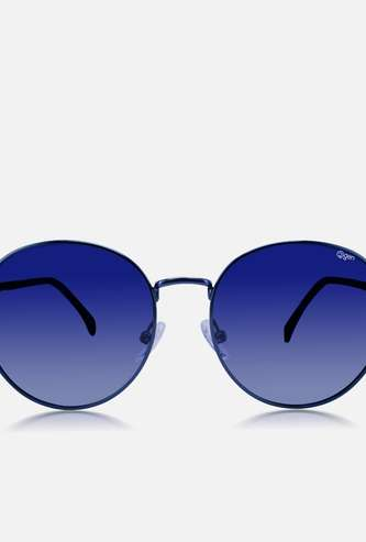 O2GEN Women Solid Round Sunglasses - O2-21-008-C3-P