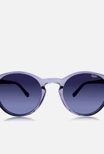 O2GEN Women Solid Round Sunglasses - O2-21-012-C4