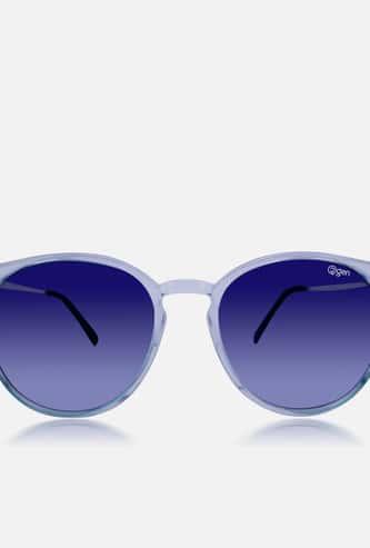 O2GEN Women Solid Round Sunglasses - O2-21-018-C3