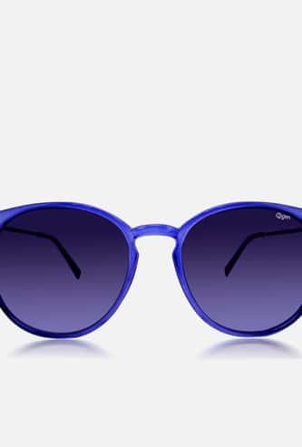 O2GEN Women Solid Round Sunglasses - O2-21-018-C4