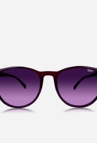 O2GEN Women Solid Oval Sunglasses - O2-21-011-C3