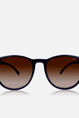 O2GEN Women Solid Oval Sunglasses - O2-21-011-C4