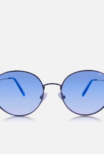 O2GEN Women Solid Oval Sunglasses - O2-21-015-C2