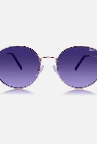 O2GEN Women Solid Oval Sunglasses - O2-21-015-C3