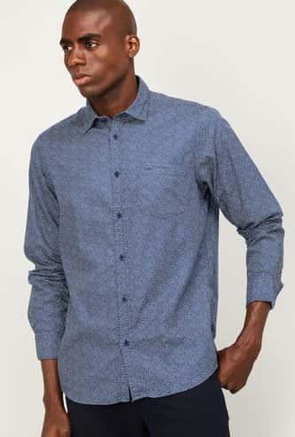 COLORPLUS Men Printed Casual Shirt