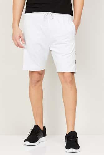 BOSSINI Men Printed Elasticated Shorts