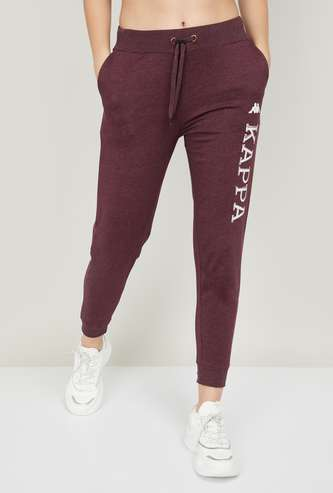 KAPPA Women Embroidered Joggers