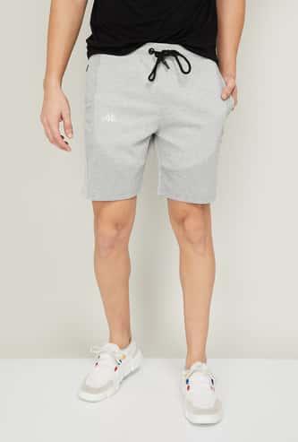 KAPPA Men Printed Sports Shorts