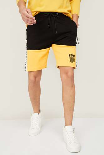 STATUS QUO Men Printed Lounge Shorts