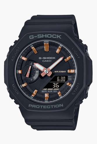 Casio G-Shock Women Multifunctional Resin Strap Watch -G1107