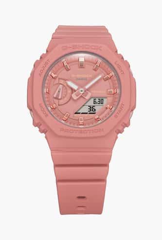 CASIO G-Shock Women Multifunctional Resin Strap Watch- G1108