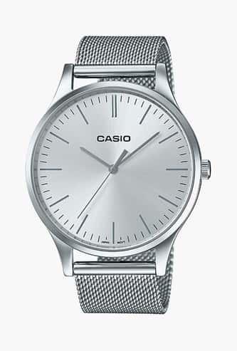 CASIO Vintage Unisex Analog Mesh Strap Watch- A1866