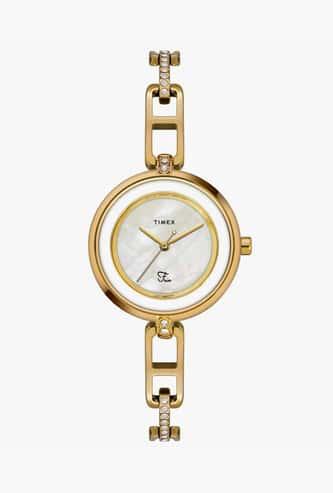 TIMEX Women Water-Resistant Analog Watch - TWEL15401