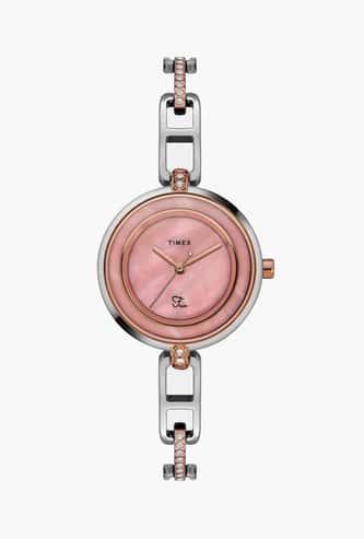 TIMEX Women Water-Resistant Analog Watch - TWEL15403