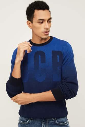 UNITED COLORS OF BENETTON Men Printed Sweatshirt