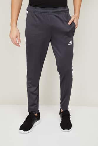 ADIDAS Men Striped Elasticated Track Pants