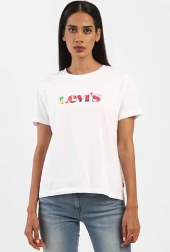 LEVI'S Women Printed T-shirt