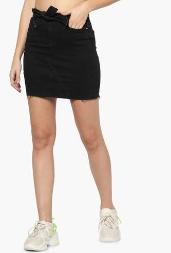 ONLY Women Solid Skirt
