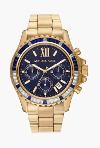MICHAEL KORS Everest Women Chronograph Watch with Metal Strap - MK6971