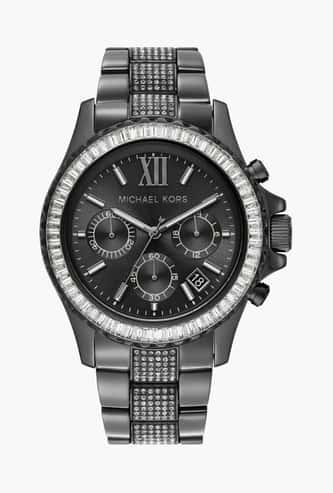MICHAEL KORS Everest Women Chronograph Watch with Metal Strap - MK6974