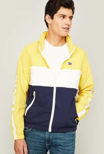 LEVI'S Men Colourblocked Casual Jacket