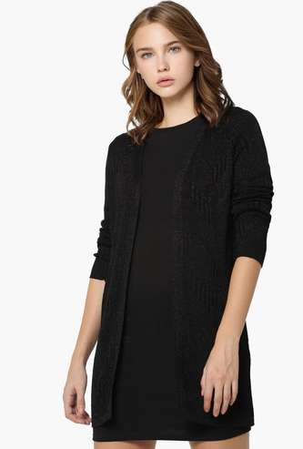 ONLY Women Textured Cardigan