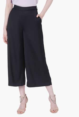 VERO MODA Women Solid Culottes