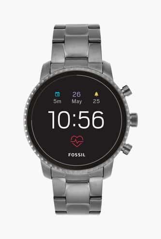 FOSSIL Men Gen 4 Explorist HR Smartwatch - FTW4012
