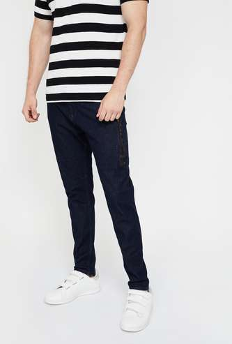 SPYKAR Solid Low Rise Skinny Fit Jeans