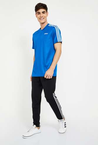 ADIDAS Solid Regular Fit T-shirt