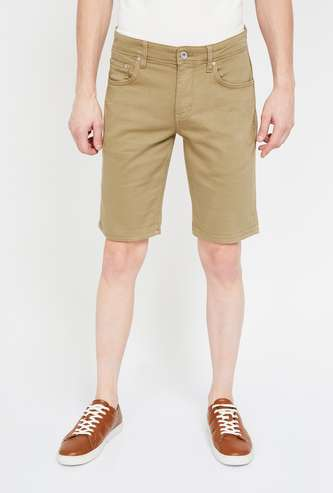 CELIO Solid Shorts