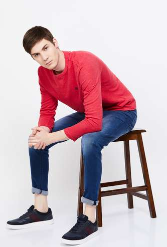 PEPE JEANS Chinox Stonewashed Slim Fit Jeans