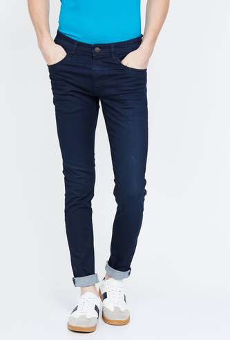 FORCA Solid Super Skinny Jeans