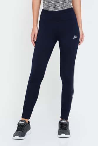 KAPPA Women Solid Regular Fit Joggers
