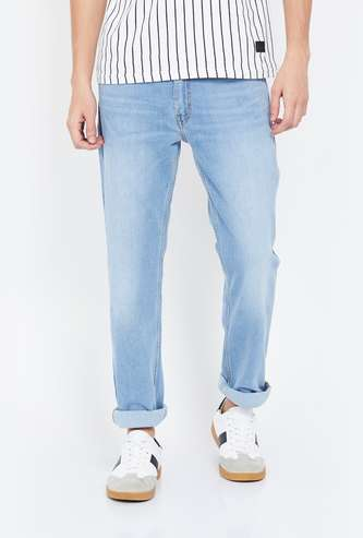 LEVI'S 511 Stonewashed Slim Fit Jeans